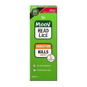 Ego MOOV Head Lice Sensitive 200mL