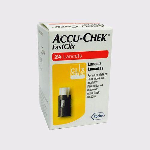 Accu-Chek FastClix Lancets 24 3