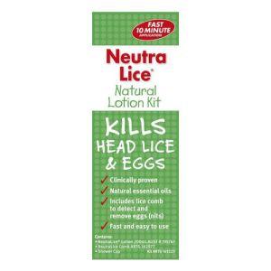 NeutraLice Natural Lotion Kit 200mL