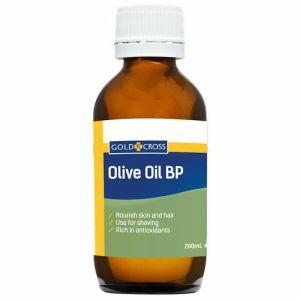 Gold Cross Olive Oil B.P. 200mL