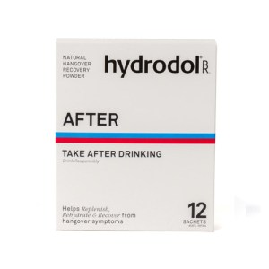 Hydrodol After Hangover Recovery Powder 12 Sachets