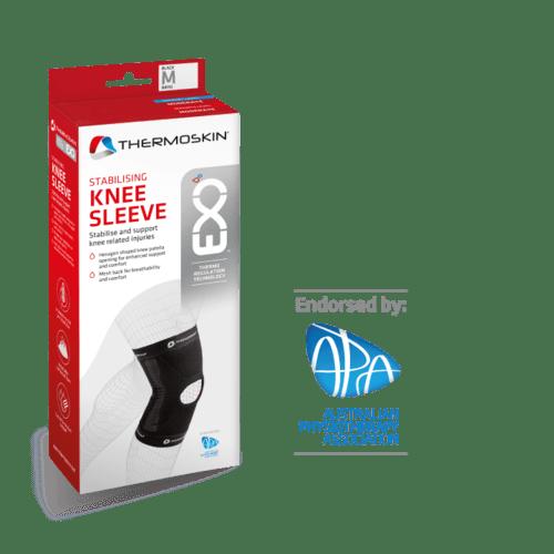 Thermoskin EXO Stabilising Knee Sleeve Medium 3