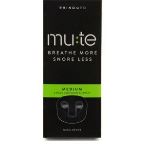 Mute Snoring Device Medium