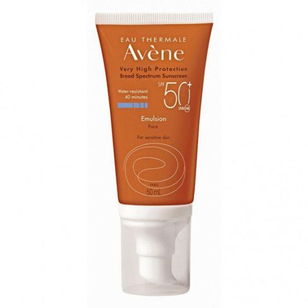 Avene Sunscreen Emulsion SPF 50+ 50ml