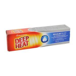 Deep Heat Regular Relief 140g | Mentholatum