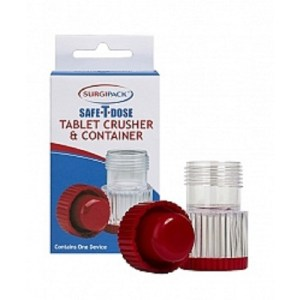Surgipack Safe-T-Dose Tablet Crusher & Container 3