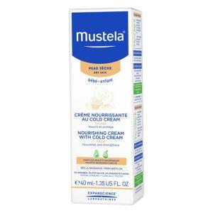 Mustela Nourishing Cream with Cold Cream 40mL