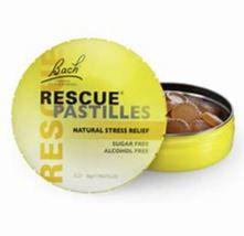 Bach Rescue Remedy Pastilles Original 50g 3