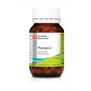 Oriental Botanicals Phytogesic Tablet 60
