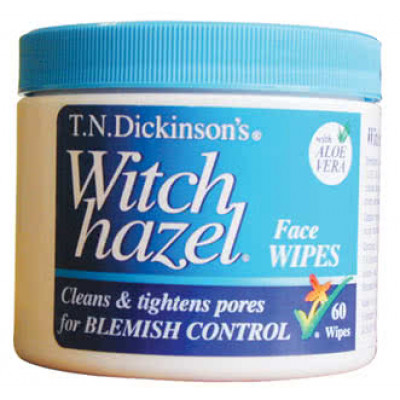 Buy Witch Hazel Facial Wipes 60 | Makeup Removers | Online ...