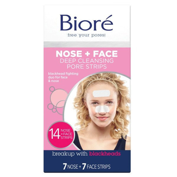 Biore Combo Deep Cleansing Pore Strips – 14 Pack