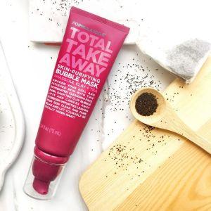 Formula 10.0.6 Total Take Away Skin-Purifying Bubble Mask Rhassoul Clay + Tea 75ml