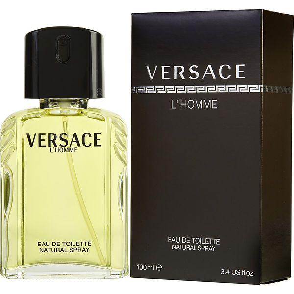 Versace L'Homme EDT Spray 100ml 3