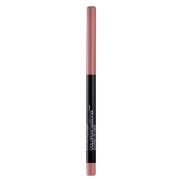 Maybelline Color Sensational Shaping Lip Liner Retractable Pencil – Dusty Rose 130 3