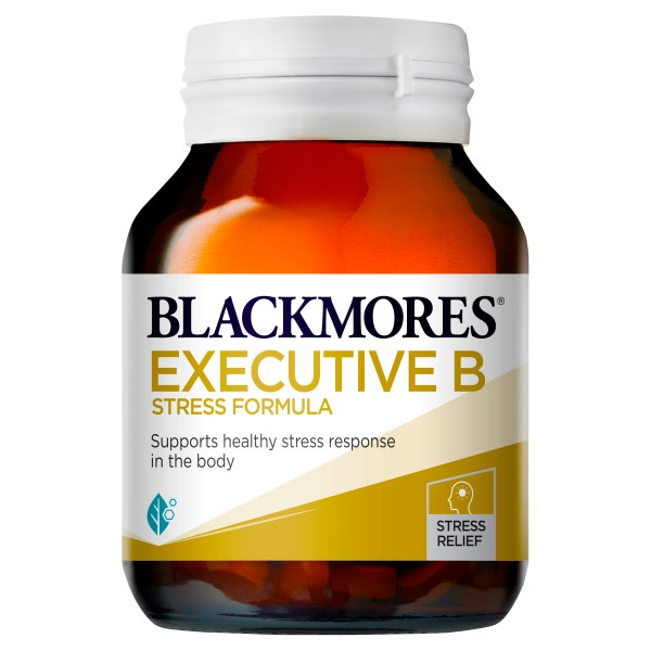 Blackmores Executive B Stress 62 Tablets (OOS 14/07/2021 – POWELL) 6