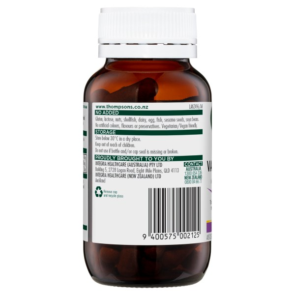 Thompson's One-a-day Valerian 2000mg 60 caps 6