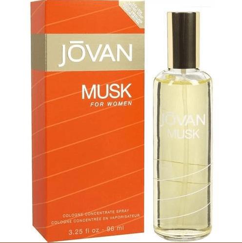 Jovan Musk Women EDC 96ml 3