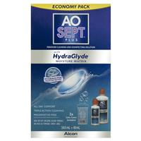 Aosept Hydraglyde Economy Pack 360 Plus 90ml 4