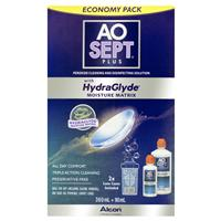 Aosept Hydraglyde Economy Pack 360 Plus 90ml 5