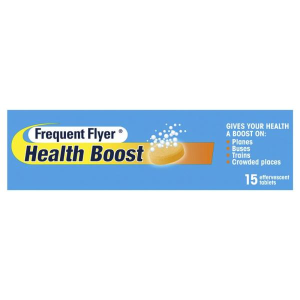 Flyer Health Boost 15 Effervescent Tablets 9
