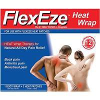 FlexEze Heat Wrap And Body Wrap