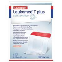 Leukomed T Plus Skin Transparent 8 x 10 cm 5 Pack 3
