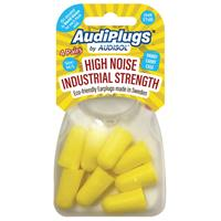 Audiplugs High Noise Industrial Ear Plugs 4 Pairs 3