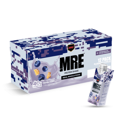 Redcon1 Ready To Drink Protein Shake MRE RTD 500ml – 12 Pack