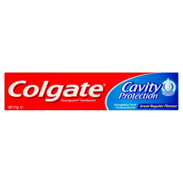 Colgate Cavity Protection Regular Flavour Toothpaste 175g 5