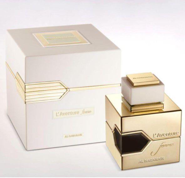 Al Haramain L'Aventure Femme Eau De Parfum 100ml 3