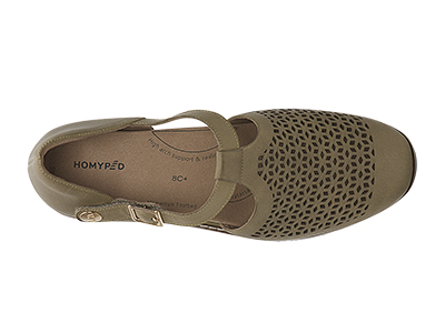 Homyped Lucy Olive C Fitting 7