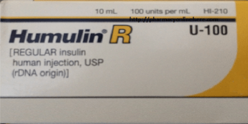 Humulin 70 30 Insulin Side Effects Uses Dosage And