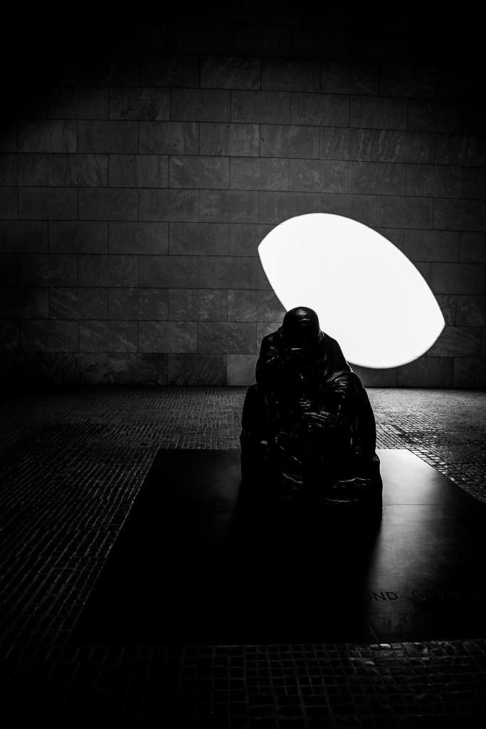 Black hole of depression