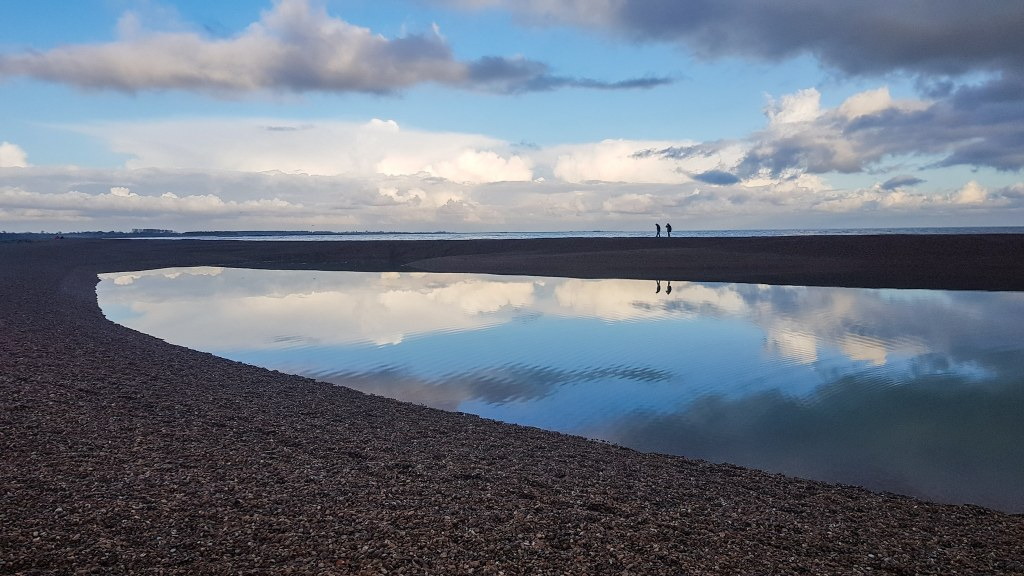 first New Year's resolutions - wild swimming