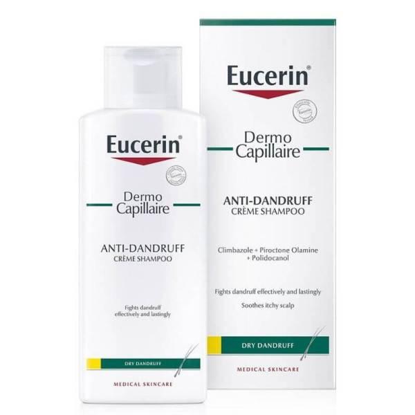 DermoCapillaire Anti-Dandruff Creme Shampoo
