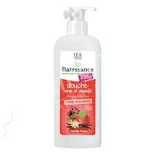 Natessance Shampoo Kids Abrict