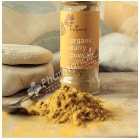 Biopret Organic Curry Powder