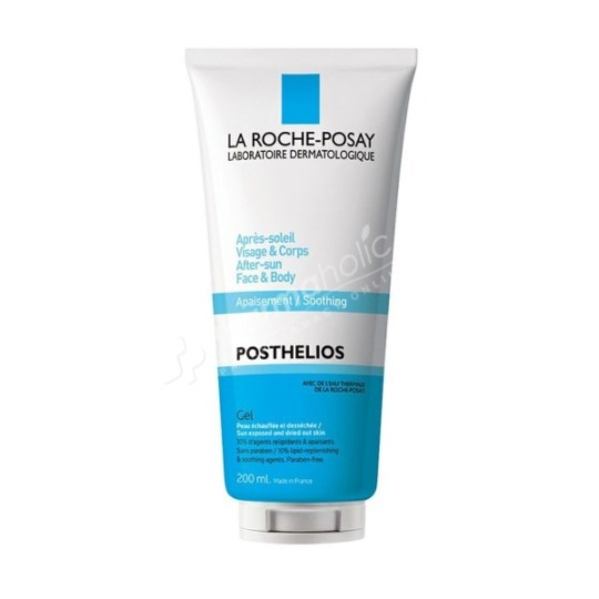 La Roche-Posay Posthelios After Sun Gel -200ml-
