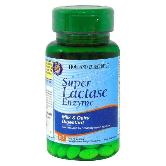 Holland & Barrett Super Lactase Enzyme