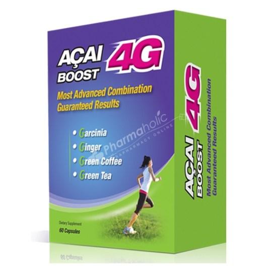 Acai Boost 4G