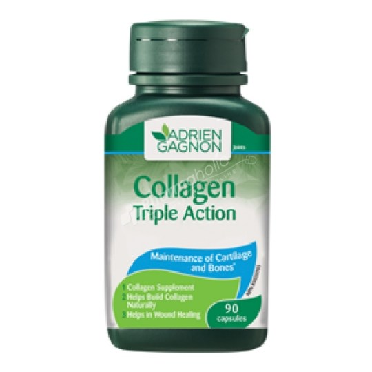 Adrien Gagnon Collagen Triple Action