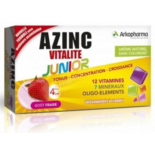 Arkopharma Azinc Vitaliity Junior