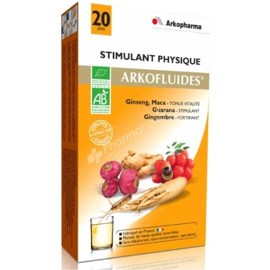 Arkopharma Arkofluides Physical Stimulant  Bio