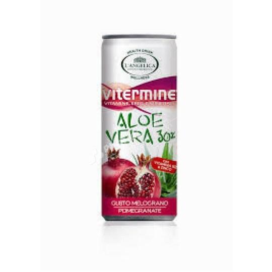 Vitermine Aloe Vera 30% Pomegranate
