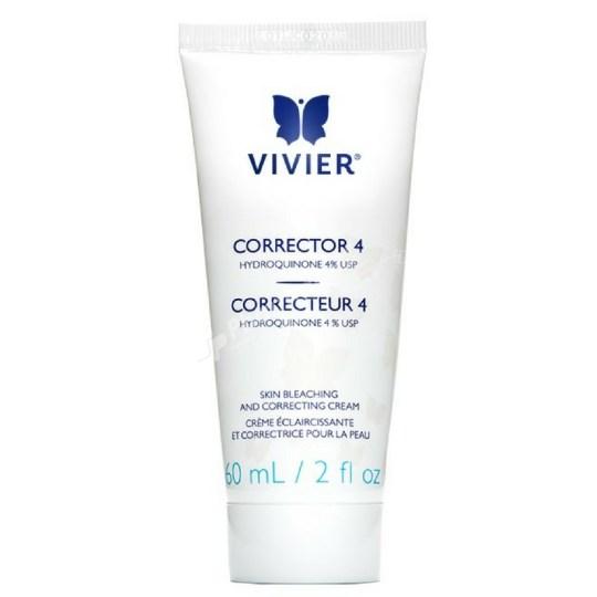 Vivier Corrector 4 Skin Bleaching and Correcting Cream