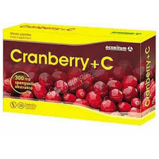 Cranberry + C