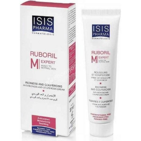 Isis Pharma Ruboril M Expert