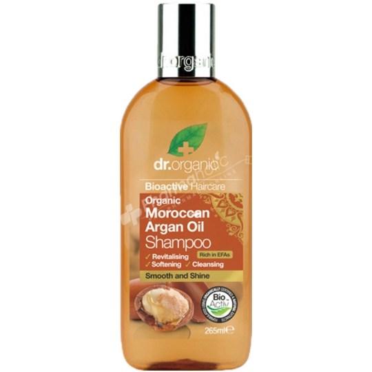 Dr.Organic Organic Moroccan Argan Oil Shampoo
