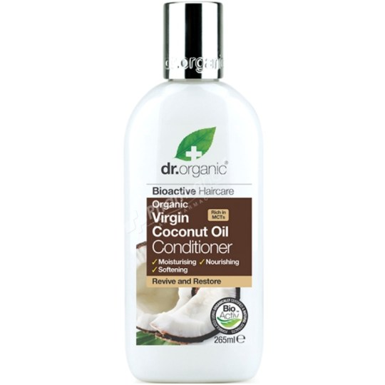 Dr.Organic Organic Virgin Coconut Oil Conditioner