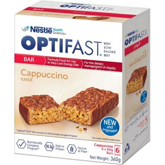 Optifast Bar Cappuccino Flavour